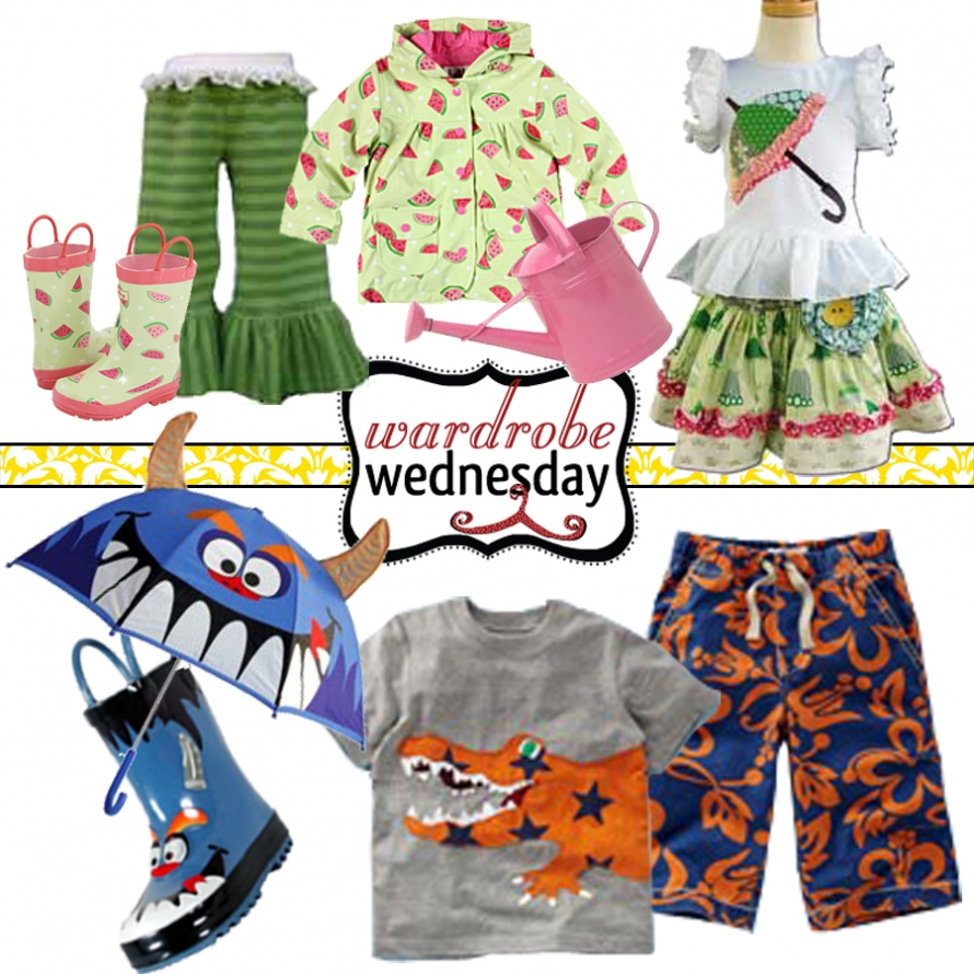 wardrobe wednesday what to wear during spring showers