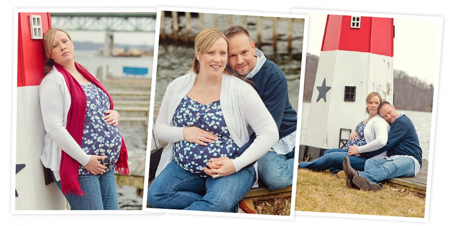 katie and glenn maternity session image 3